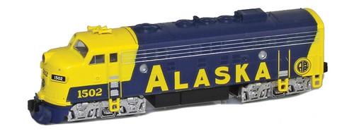 American Z Line Z 63011-2 EMD F7A, Alaska Railroad #1502