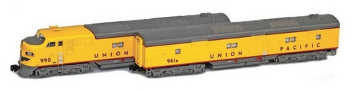 American Z Line Z 64600-3 EMD E7A/B Set #3, Union Pacific