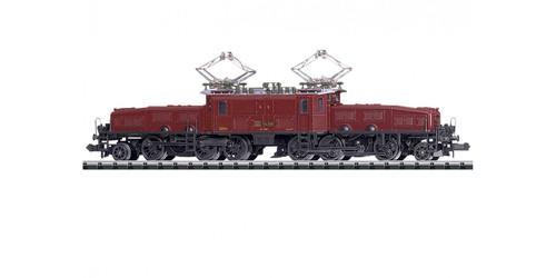 Trix (Minitrix) N T16682 Crocodile Class Ce 6/8 III Electric Locomotive, Swiss Federal Railways (SBB)