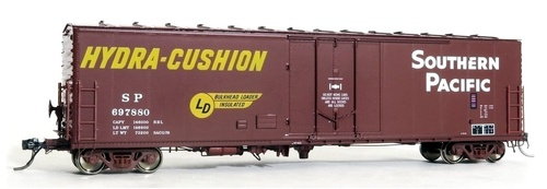 Moloco HO 51021-01 PCF 50' RBL Box Car, Southern Pacific #697875