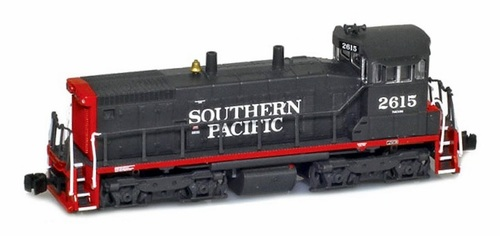 American Z Line Z 62702-1 EMD SW1500, Southern Pacific #2615