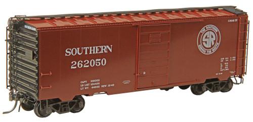 Kadee HO 4327 40' PS-1 Box Car, Southern #262050