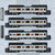 Kato N 101353 Nahane 20 Series Sleeper Add-On 6-Car Set, Blue Train