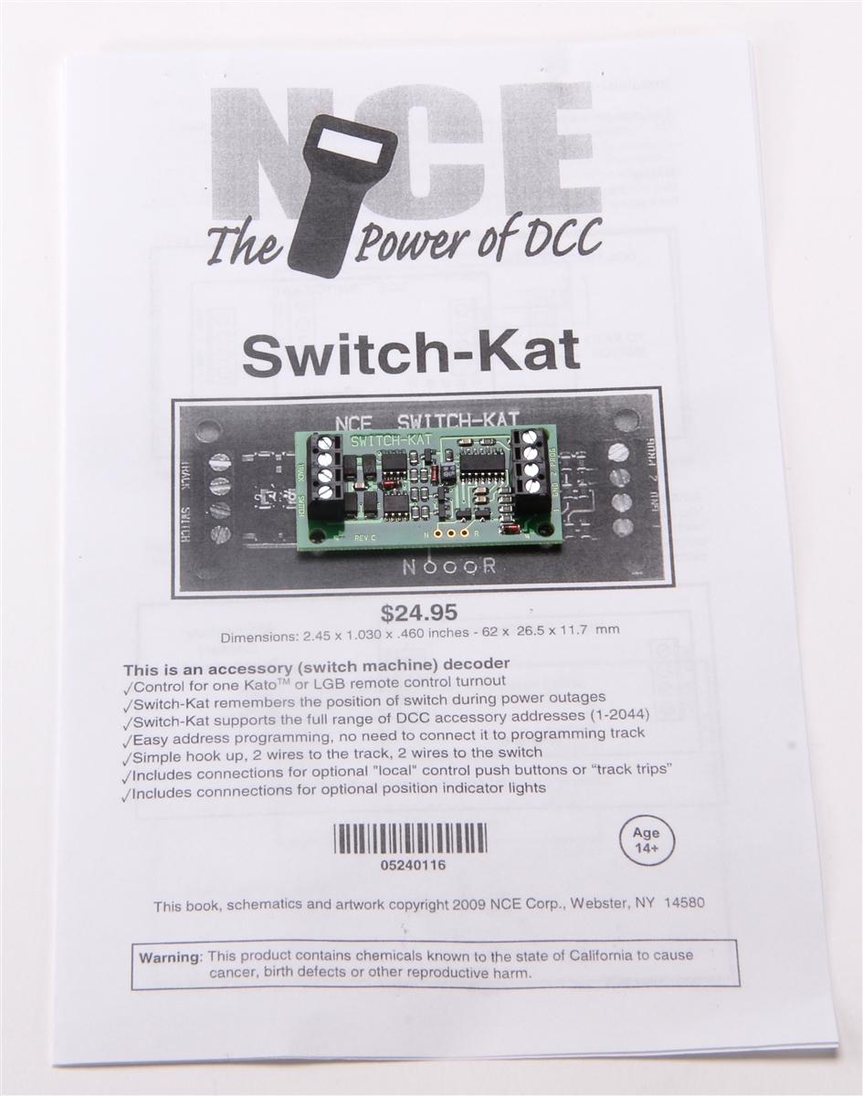 LGB Switch Machine