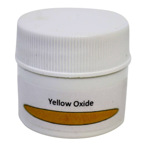 Compound-Yellow Oxide (008 oz)