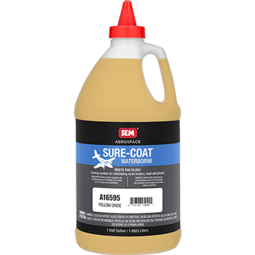 Aerospace: Yellow Oxide (004 oz)