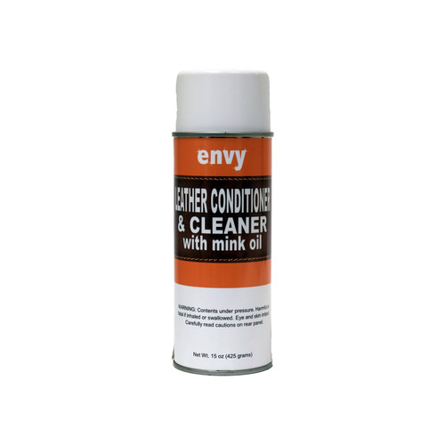 Leather Conditioner & Cleaner with Mink Oil (A)