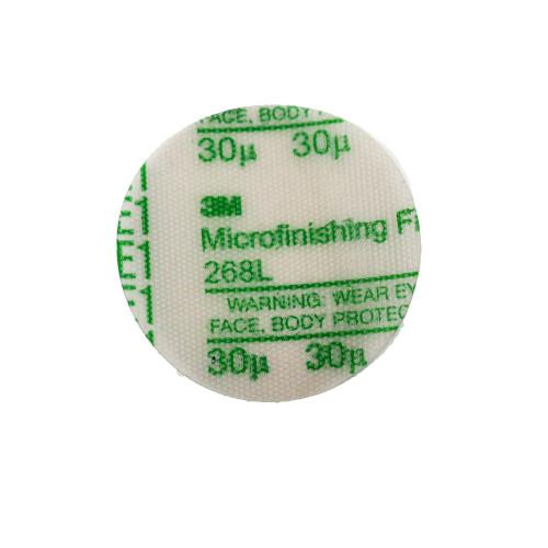 "HR Sanding Disc - 3"" (30 Micron)"