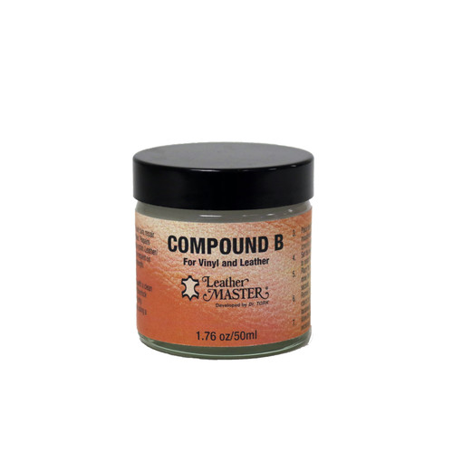 Leather Master Compound B