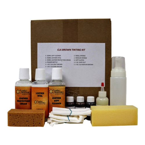 Brown Tinting Kit