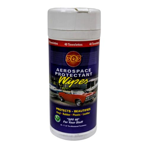 303 Aero Protectant (Wipes-40)