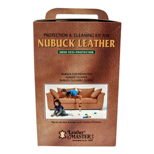Leather Master Nubuck ECO Kit