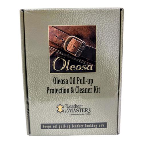 Leather Master Oleosa Kit