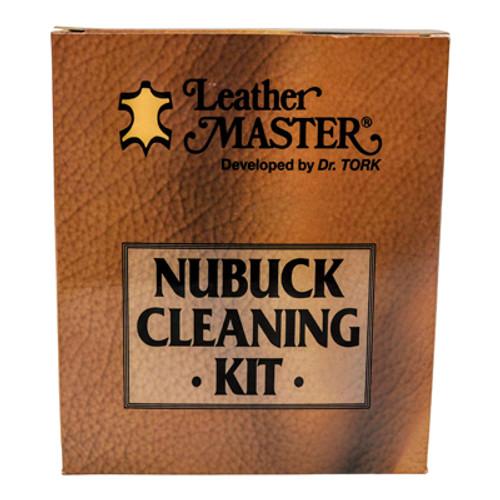 Leather Master Nubuck Kit (50 ml)