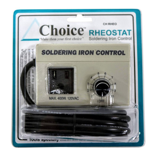 Soldering Iron Temp Control