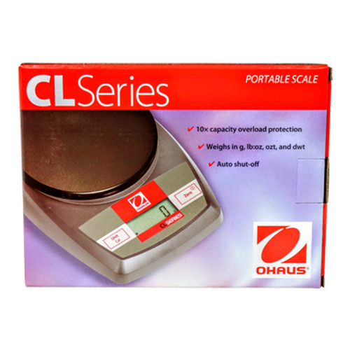 Ohaus CL201 Scale