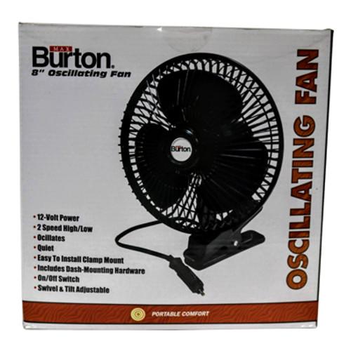 Fan Oscillating