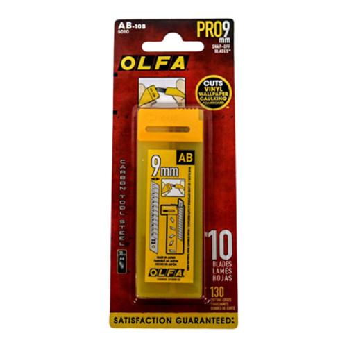 Olfa Blades - AB Standard NA-1 (10 Pk)