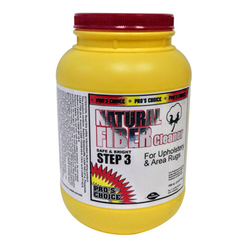 CTI Natural Fiber Cleaner (Safe & Bright) Step 3 (92 oz)