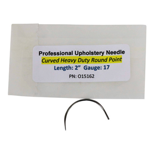 Heavy Curved Round Point Needle