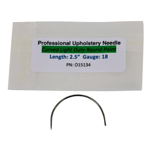 Light Curved Round Point Needle