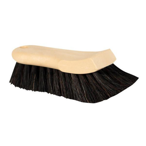 "6"" Horsehair Leather & Upholstery Brush"