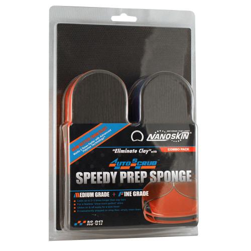 NS AutoScrub Sponge Combo Pack
