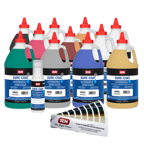 Sure Coat Mixing System Kit - Half Gallon