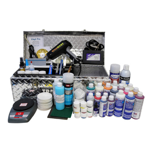 Kit: Professional  Auto/Furniture Vinyl & Leather (NO CCP2)