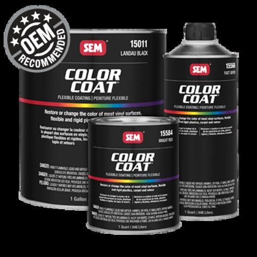 Color Coat: Custom (Cone Quart)
