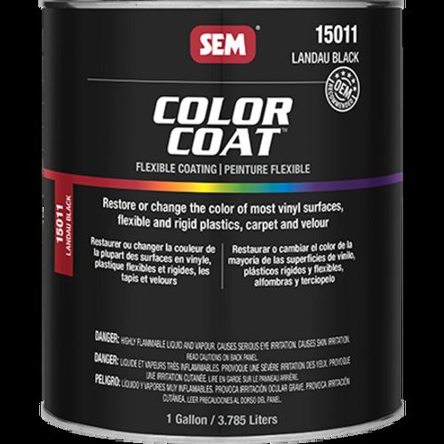 Color Coat: Landau Black (Gallon)