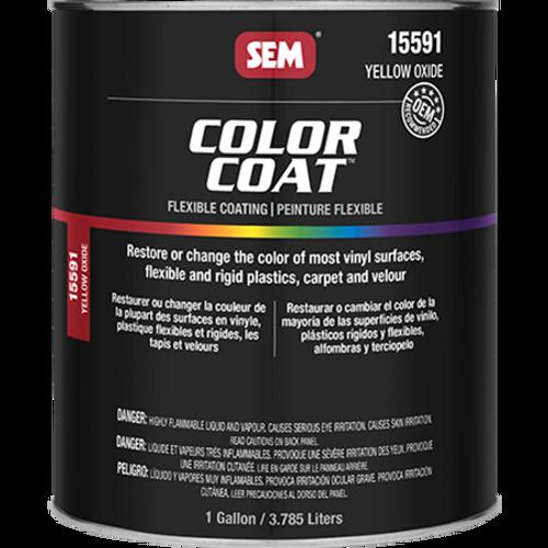 Color Coat: Yellow Oxide (128 oz - Gallon)