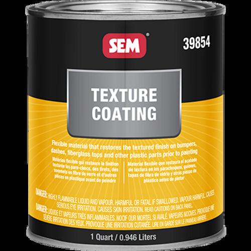 Texture Coating: Black (032 oz - Quart)
