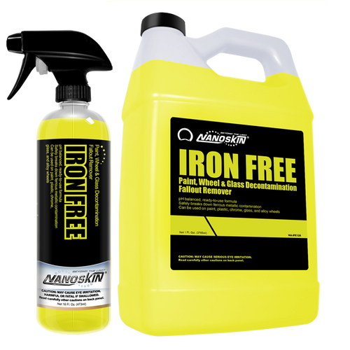 NS Iron Free (Gallon)