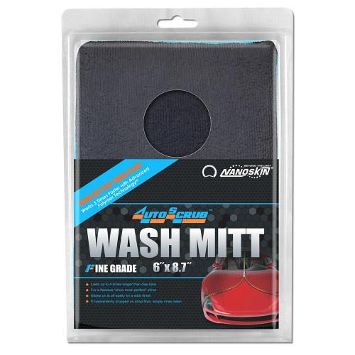 NS AutoScrub Wash Mitt (Fine)