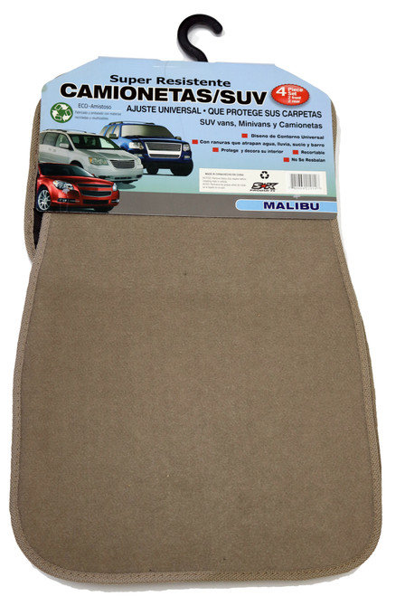 Carpet Mat: Better Malibu (Tan)