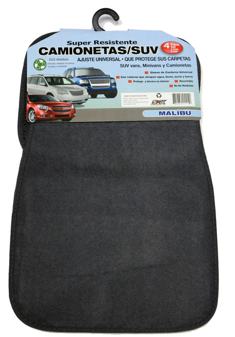 Carpet Mat: Better Malibu (Gray)