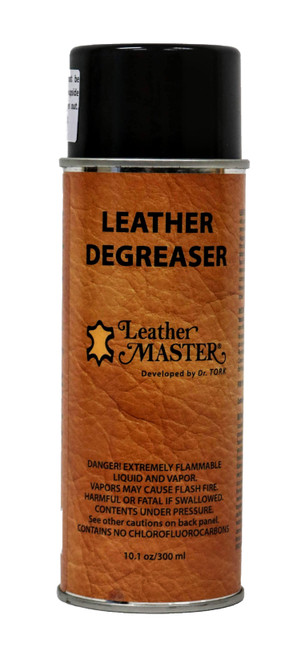 Leather Master Degreaser