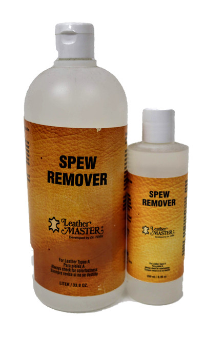 Leather Master Spew Remover