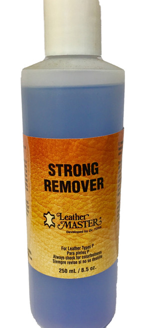 Leather Master Strong Remover (Liter)