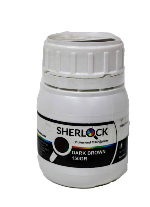 Sherlock Dark Brown (250 ml)