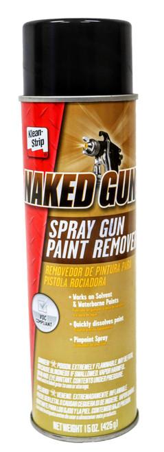 Naked Gun: Spray Gun Paint Remover (A)