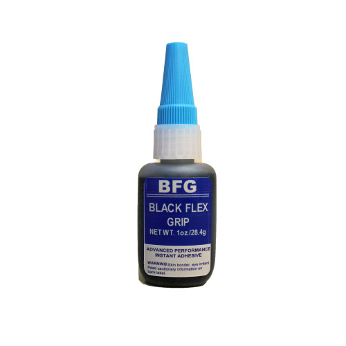 Black Flex Grip Adhesive