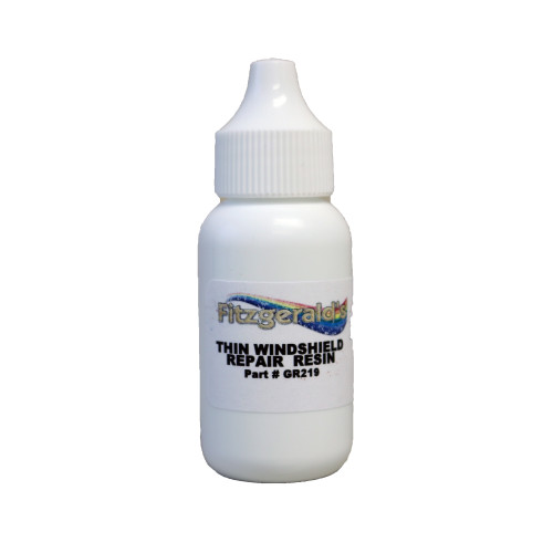 Fitz's Thin Windshield Resin (1 oz)