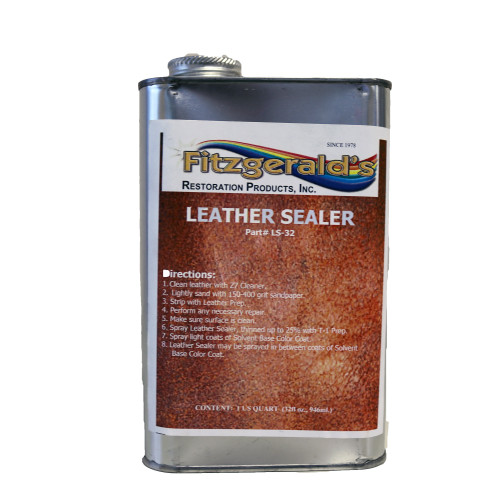 Leather Sealer (Quart)