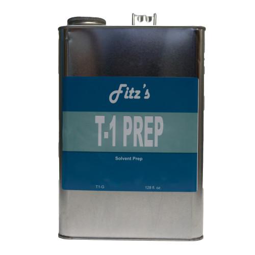 T-1 Prep Solvent (128 oz - Gallon)