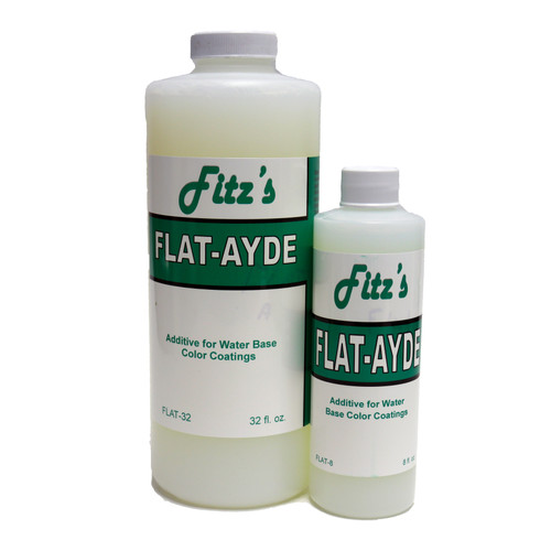 Fitz Water Base: Flat-Ayde (Quart)