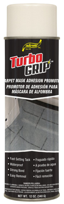 Turbo Grip-Carpet Mask Adhesion Promoter