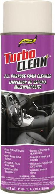 Turbo Clean Foam Cleaner