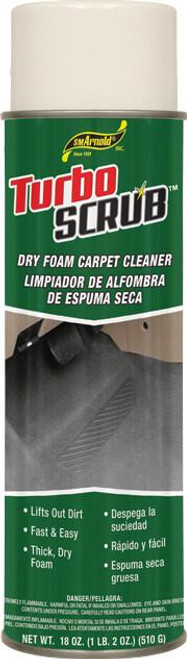 Turbo Scrub Carpet Clean